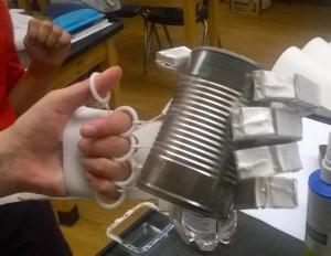 Middle School STEM - Prosthetic Hand